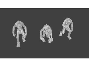 Ghoul Miniatures