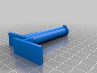 Replicator 1 - Taulman 3D Nylon Spool Holder