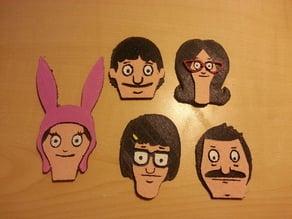 Bob's Burgers Characters