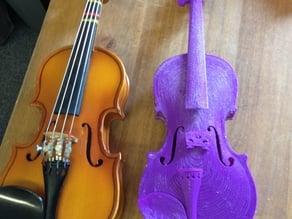 1/16 sized Violin