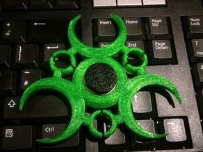 BioHaz Fidget Spinner