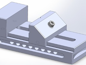 Precision Screwless Vise