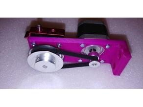 T3d belt extruder