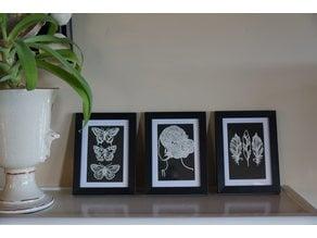 My 3D custom frames