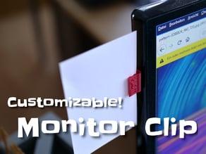 Monitor Clip