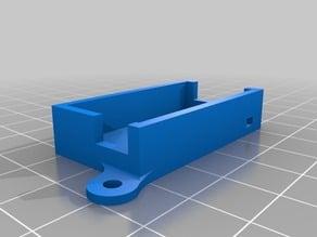 Simples Gehäuse für ein MAVLink-OSD