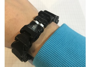 Short Magnetic Wristband/Belt V8