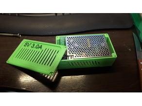 Power supply box, fits SP15U-05S by Volgen
