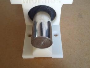 Perfil para guia linear e pilow block para rolamento de aberto 20 mm
