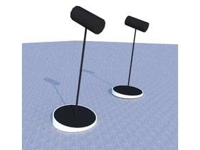 Oculus Rift Sensor Tilt Base/Mount