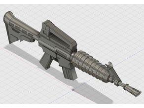 Fortnite Assault Rifle (AR)