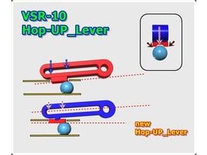 Airsoft Tokyo Marui VSR-10   Custom HOP-Lever