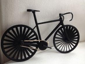 Wind Spin Bike