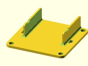 FrSky D4R-II Generic Mount (Naze32 Compatible)