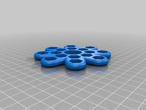 16 x M8 Nuts - Just a tweak on an already awesome spinner