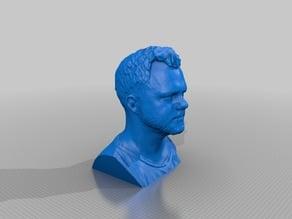 Daniel Norée 3D Scan