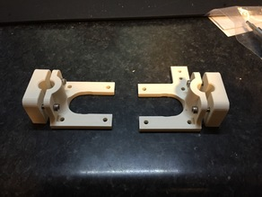 Wanhao Duplicator i3 z-rod fixing