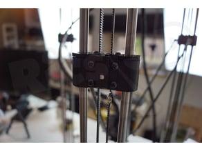 Adjustable endstop Brackets for FLsun QQ