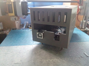 Ramps and Arduino Case for Sintron Prusa i3