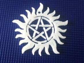 Supernatural anti-possesion rune