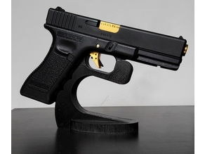 Glock G18c simple stand ( airsoft )