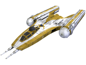 BTL-B Y-wing starfighter (x-wing) Clone wars ver 0.25