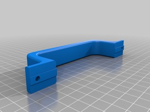 Handle for 2020 Extrusion