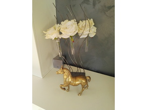 Glass Vase Holder (replacement part)