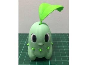 菊草葉 / Chikorita / チコリータ / Pokémon