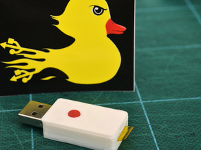 USB Stick Enclosure (Hak5 USB Rubber Ducky)
