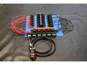 Modular Battery Cell Test Fixture