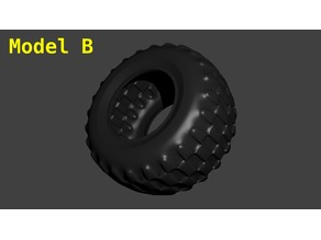 Tire for RC car