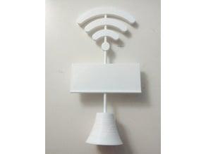 Wifi Info Stand