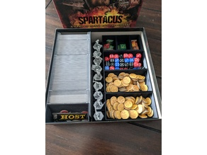 Spartacus: A Game of Blood and Treachery Organizer