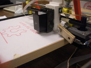 DIY Inkjet Printer