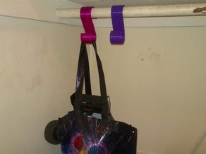 Closet hook