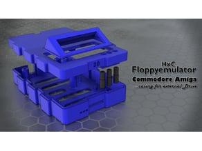 HxC Floppyemulator casing