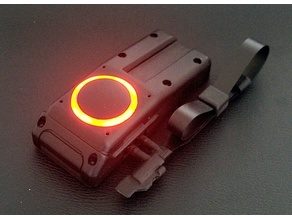 The Division shoulder beacon