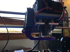 Anet A8 Carriage for J Head