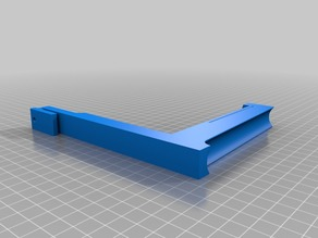 Spool Holder for XYZprinting da Vinci 1.0 Pro