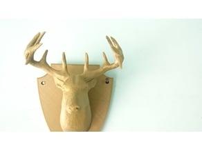 Deer Hook/ Coat Hanger