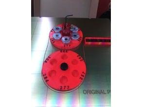 Bullet comparator holder