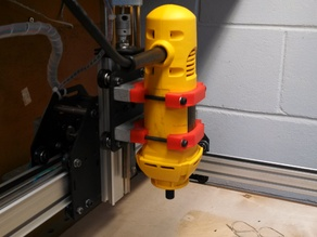 DW660 Mount for ShapeOko 2.