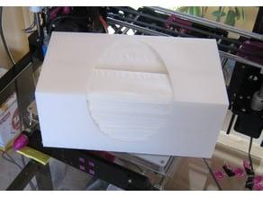 Puffs Brand Tissue Holder Box