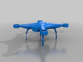 Phantom Style Quad Drone