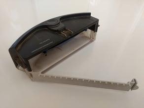 Improved Roomba Aerovac bin door