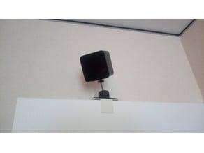 Door support for HTC Vive Station Base