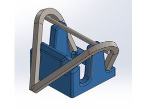 Tree Step weld fixture