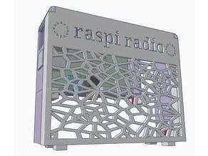 Raspberry Pi 1 Model B Radio