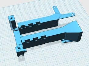 Kossel feet, trigorilla holder & stepper driver tunnel v2